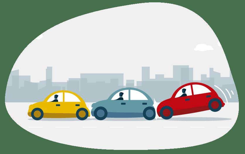 El accidente in itienere es el accidente que sufre el trabajador al ir o al volver del lugar de trabajo.