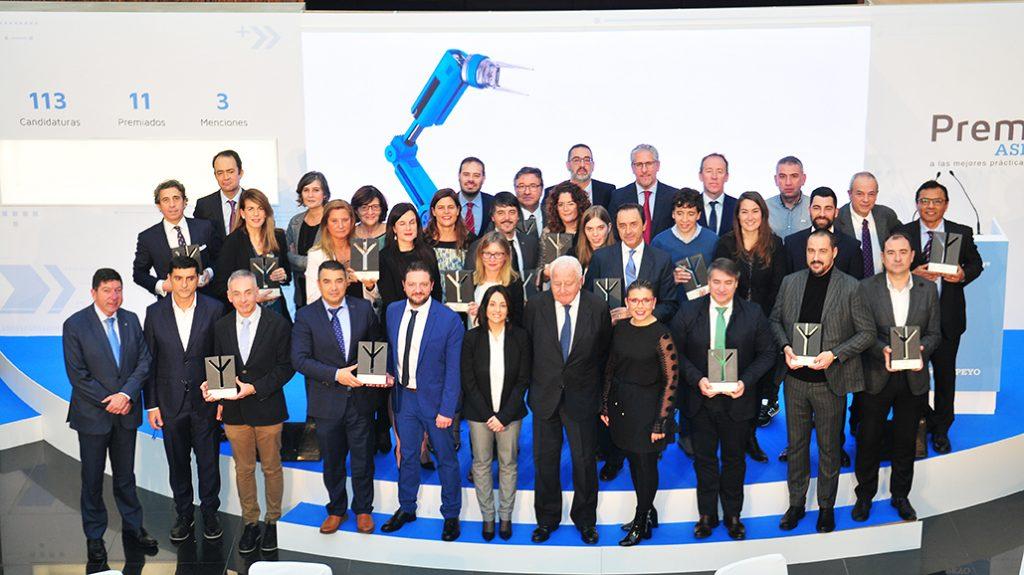 Premios prevención Asepeyo 2019