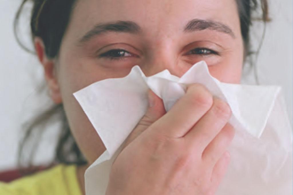 Cartel enfermedades infecciosas