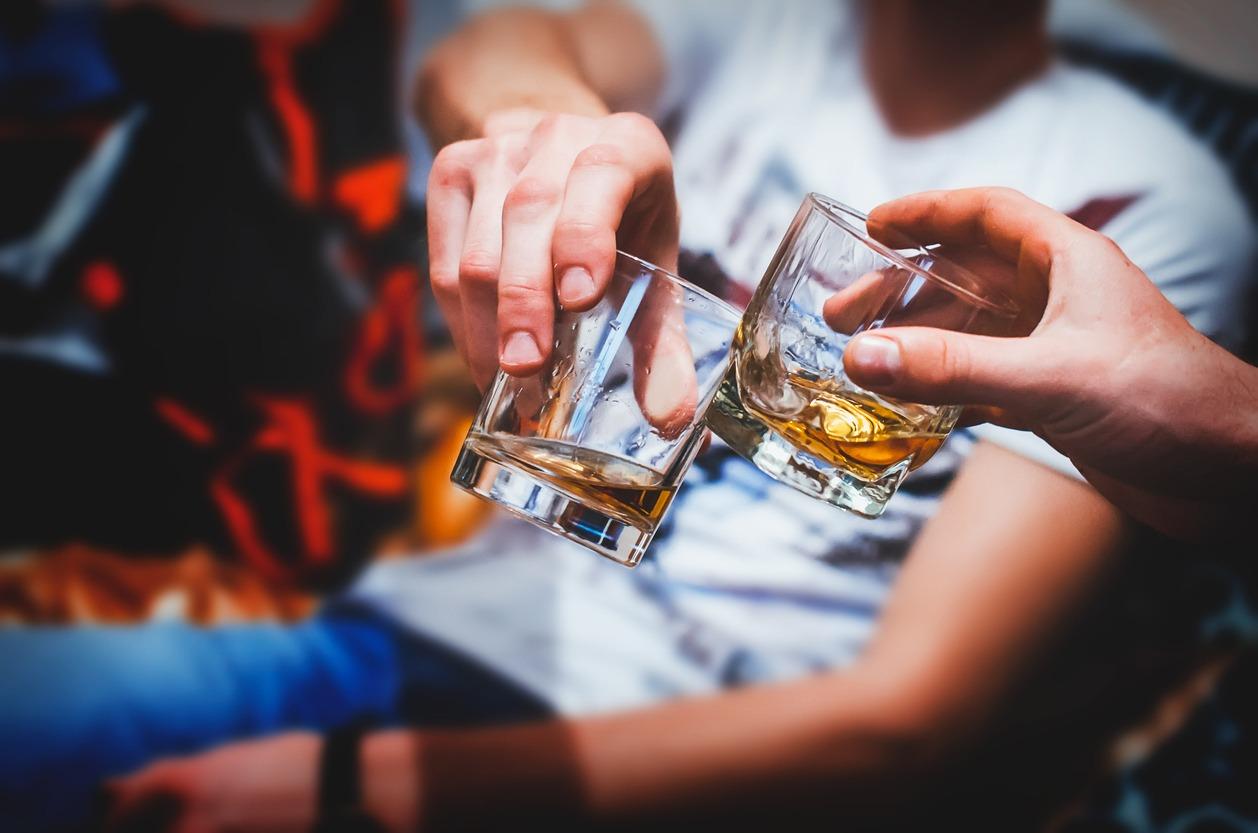 consumo de alcohol y drogas