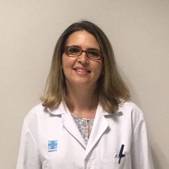 Yolanda Palacios enfermera Hospital Asepeyo Cartuja