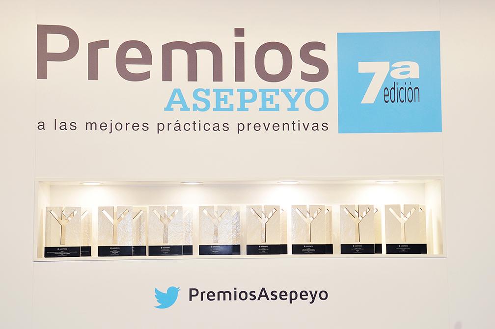 Premios Asepeyo Prevención